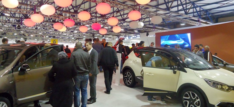 Autowest 2017 se maintient : Un show pour les usines de montage