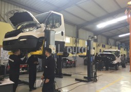 montage iveco