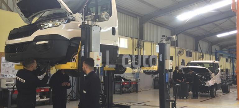 Montage de véhicules industriels à Ouled Haddadj  : Pasquale Ferrara ambassadeur d'italie inaugure l'unité d'Ival