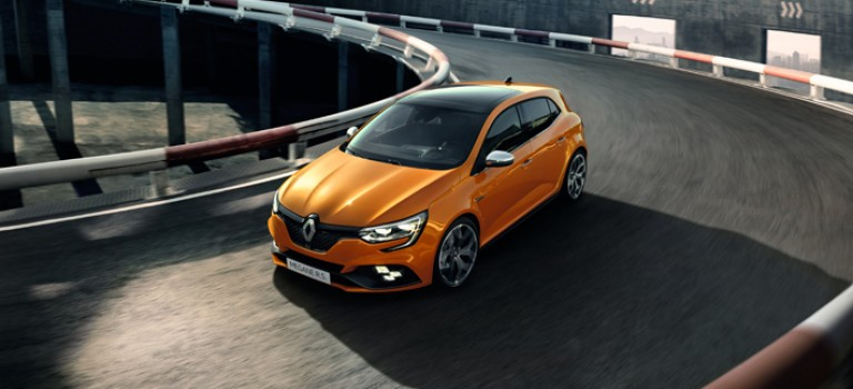 Renault Megane RS dévoilée : sportivité et polyvalence dans l'usage au quotidien