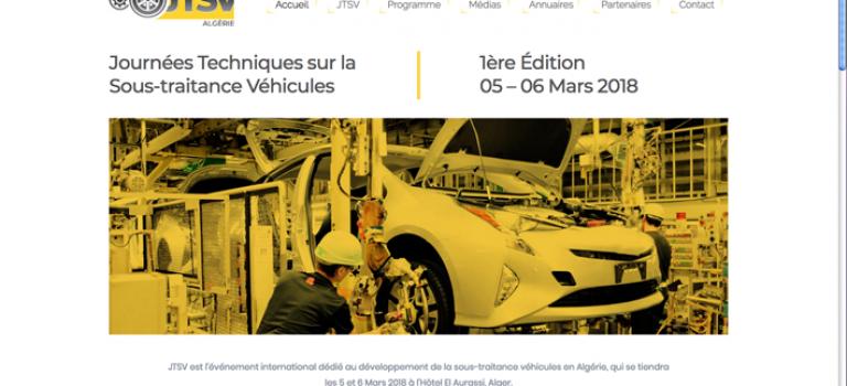 Le ministère de l'industrie et des Mines consacre une plate forme web exclusive aux journées techniques sur la sous traitance véhicules