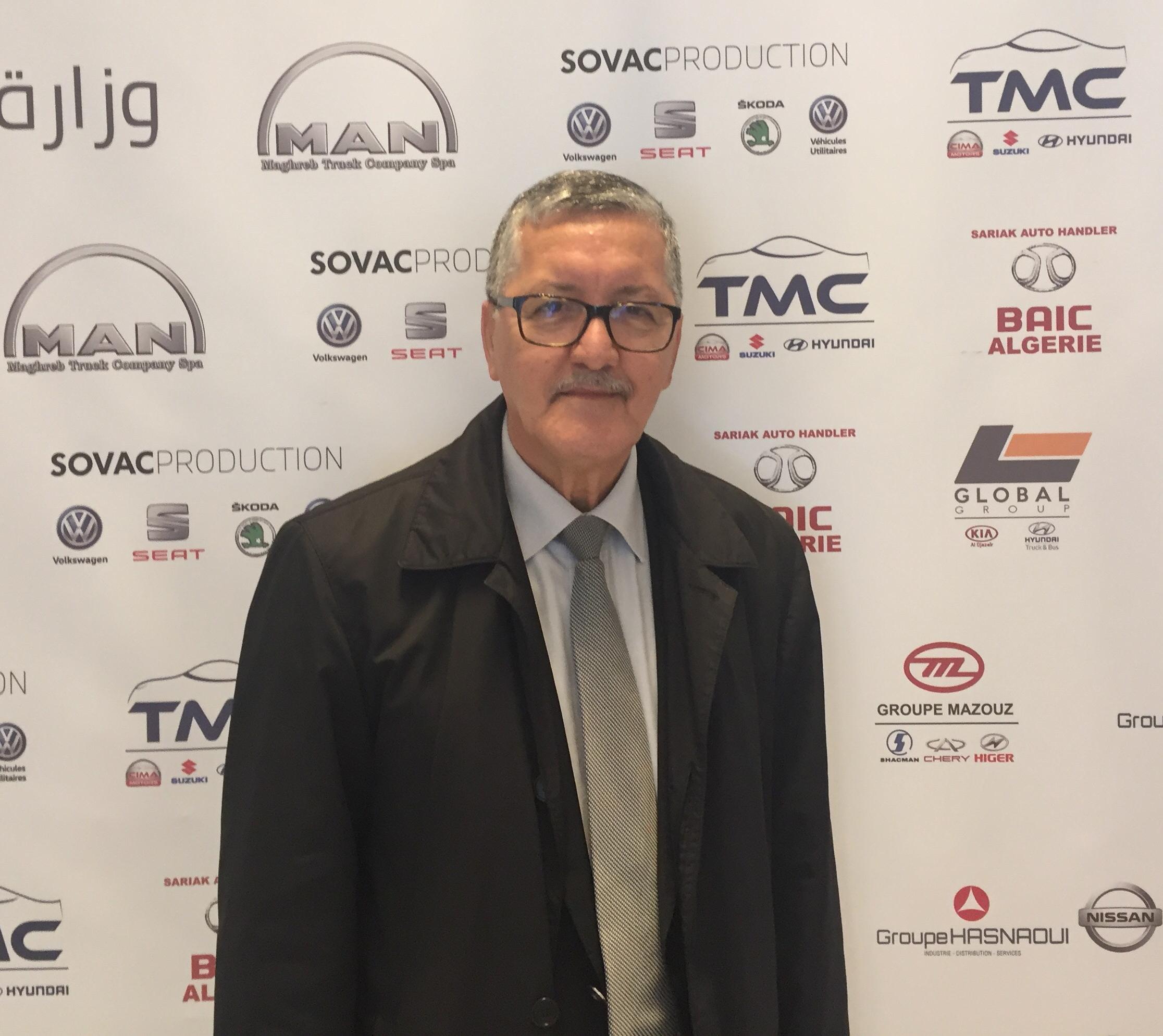 Mokhtar Chahboub, Chargé du développement industriel du groupe Tahkout (TMC)