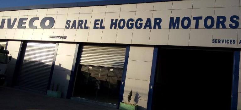 Distribution VI : Sarl El Hoggar Intègre le réseau Ival