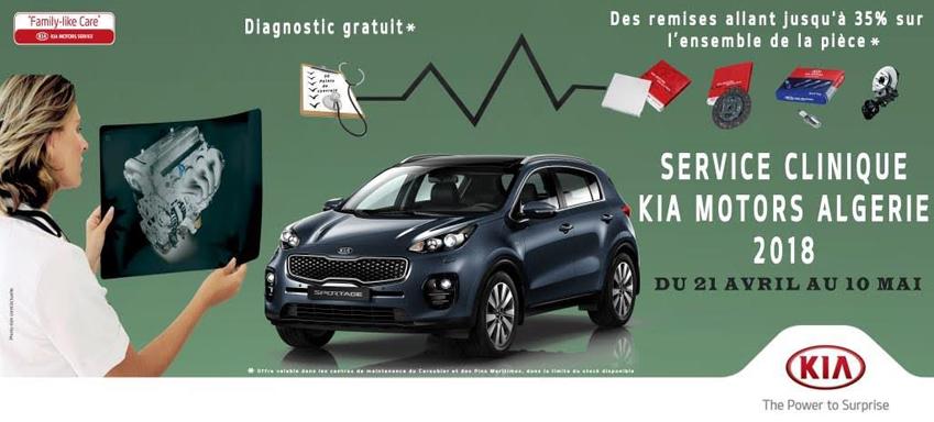 affiche kia Motors