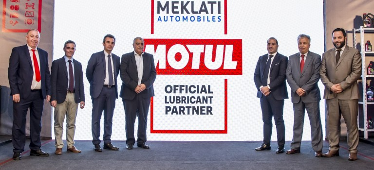 Lubrifiants : Meklati automobile officiellement représentant de Motul