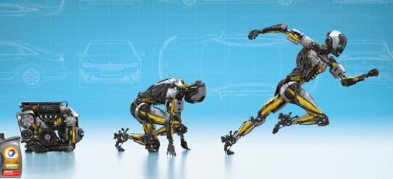 Total Lubrifiant en compagne estivale : Robotquartz pour rehausser l'huile Quartz