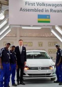 Vw Met Les Bouchees Double En Afrique Apres L Afrique Du Sud Alger Et Voici Le Rwanda