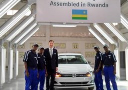 VW met les bouchées double en Afrique : Après l 'Afrique du Sud, Alger et voici le Rwanda