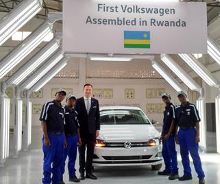 vw rwanda