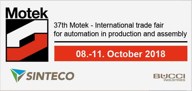 Motek 2018 salon