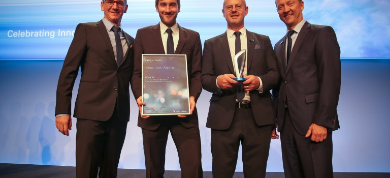 MEYLE-HD reçoit le prix Automechanika Innovation Award 2018