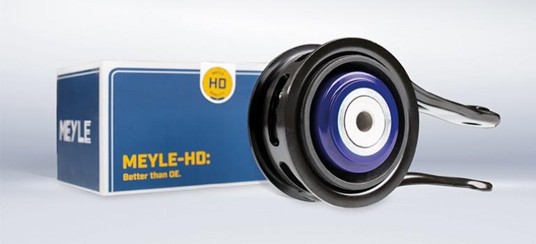 Support moteur hybride : MEYLE-HD offre 4 ans de garantie et une capacité de couverture de 500 000 véhicules