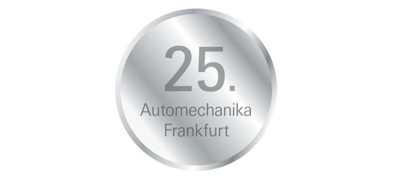 Automechanika Frankfurt lance la 25ème édition avec de nouveaux records