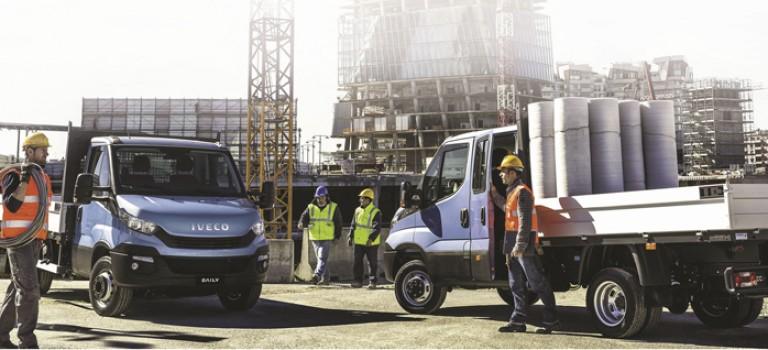 Le crédit de retour chez Ival  sur la gamme Daily de fabrication algérienne