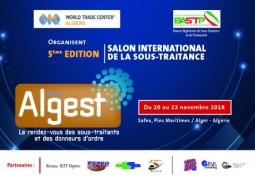 5e édition d'Algest  accueillera de nouveaux secteurs potentiellement demandeur de sous-traitance