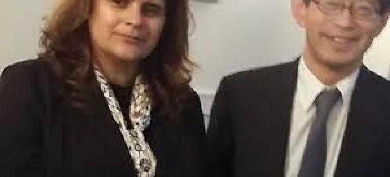 Latifa TURKI-LIOT Presidente de l'Upiam invité de la prochaine matinale de Care