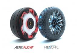 Les pneus Hankook du futur se dévoile au salon Essen