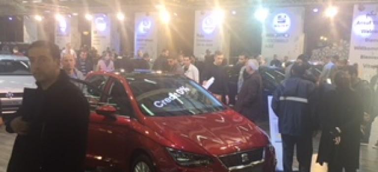 Les offres  Sovac sur la foire de production nationale  : Le crédit à 0% sur le Seat Ibiza High +