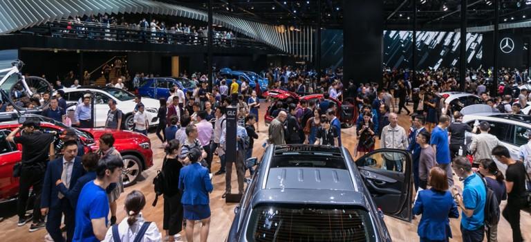 Salon : Auto Shanghai 2019 envisage l'avenir de la conduite autrement