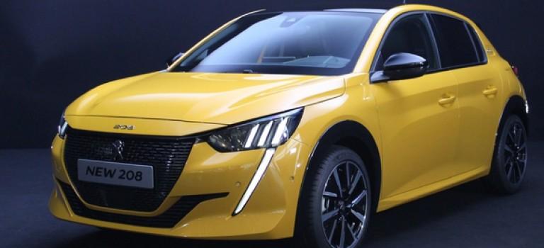 Peugeot dévoilera sa propre offre électrique au salon de Genève 2019