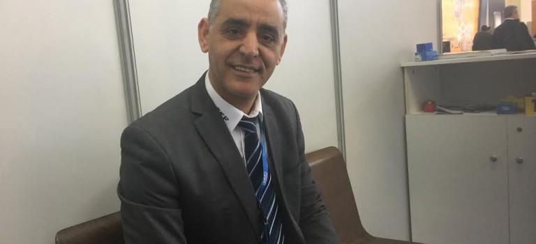 Hichem Kaddour, directeur Skf France en Algérie:  «notre exposition sur Equip auto vise à promouvoir notre nouvelle gamme dédiée aux  PL