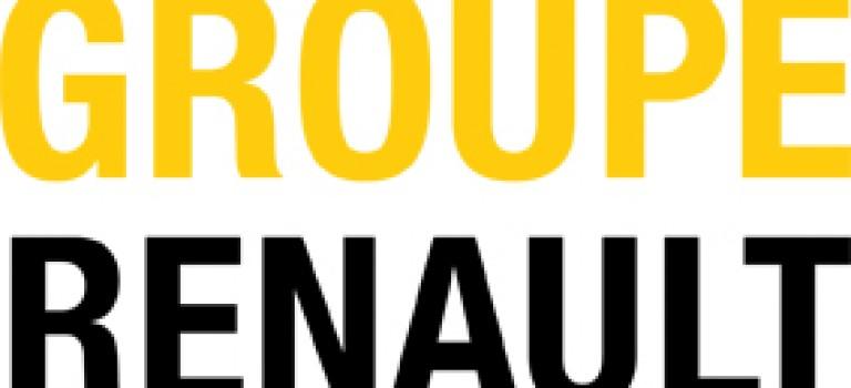 Résultats commerciaux Groupe Renault en baisse de 4,8% au premier trimestre 2019