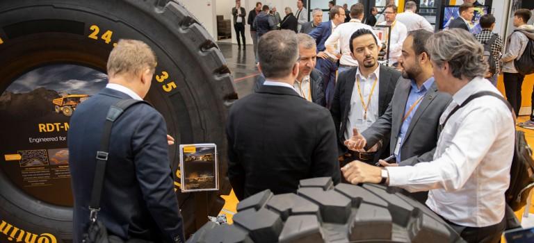 Continental annonce l'arrivée en 2019 de son innovation  ContiLogger au Moyen-Orient