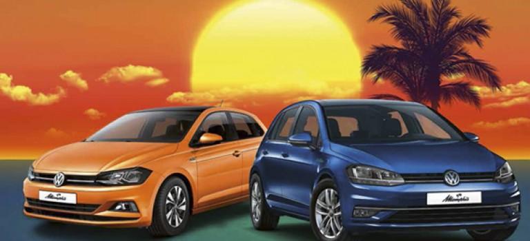 Le Ramadan chez Volkswagen Algérie : des séries Memphis au menu des Polo et Golf