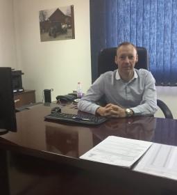 Joachim Pinel, directeur technique Saïda trucks Services