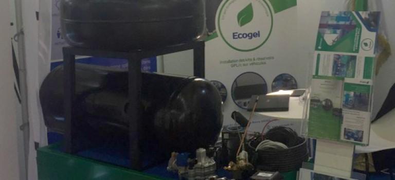 Stand USA à la FIA 2019 :  Petrogel lance Ecogel
