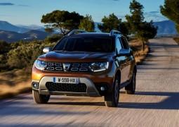 Dacia duster se dote d'un nouveau  moteur TCe 100ch