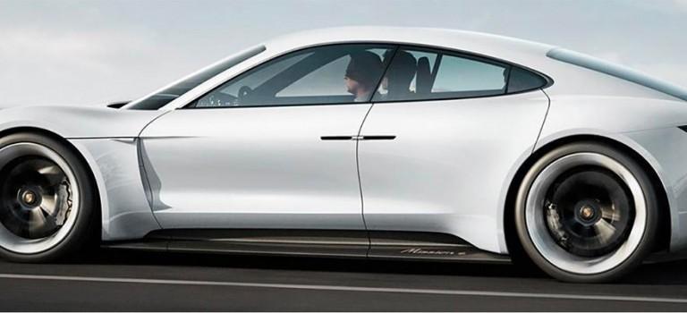 Lancement : Porsche Taycan en première mondial le 4 spetembre