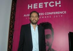 Service à l'automobile: Teddy Pellerin co-fondateur d'Heetch présente sa solution de transport VTC pour le marché algérien