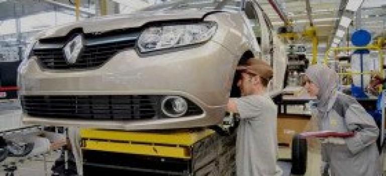 L'Algérie a importé pour 1,766 milliard de dollars de kits (SKD) automobile de janvier à juin 2019