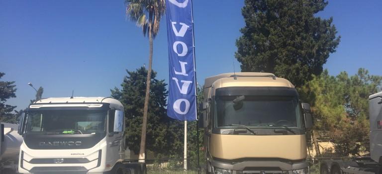 Toute l industrie des camions et bus au salon Algérie Export