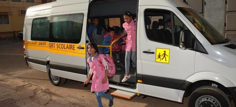 Marché de gré à gré :  SAFAV fournira 3500 bus scolaire
