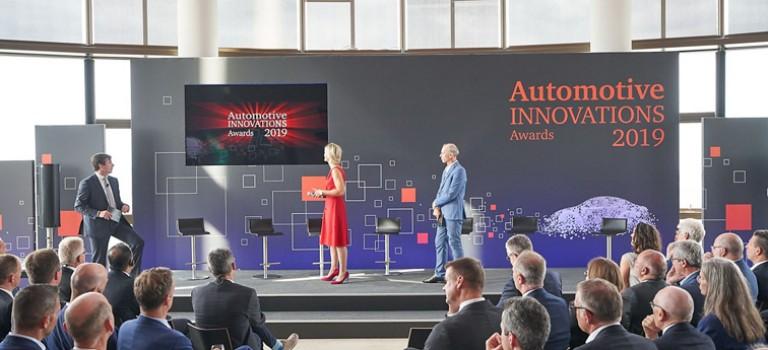 AGC distingué aux Automotive INNOVATIONS Awards 2019