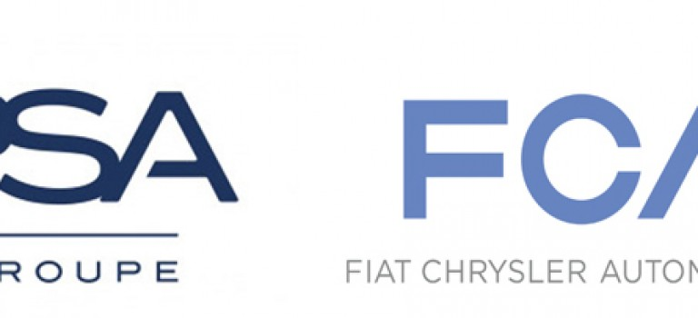 Vers la création d'un 4e OEM mondial : PSA et FCA signe un accord pour fusionner