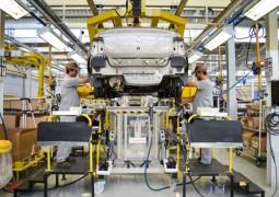 Infographie industrie automobile européene