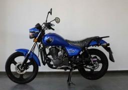 VMS lance une nouvelle moto c-lightde la  marque keeway