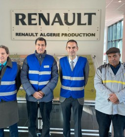 renault algerie