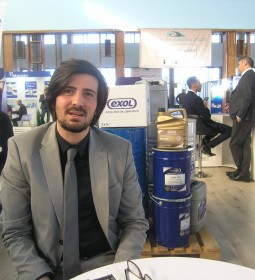 Rencontré sur stand à Equip auto ou il enregistre sa première participation
