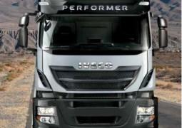 Iveco lance  à point nommé  avec la réouverture du marché  aux importations son tracteur  Performer à 13 280 000 DA TTC