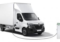 Master ze: Renault étoffe  sa gamme   des VU électriques