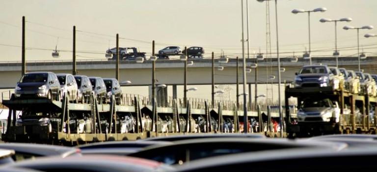 Prévisions négative D'ACEA : les ventes de voitures enUE chuteront de 3 millions  pour s'établir à 9,6 millions en 2020
