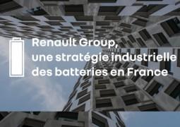 Renault Group se lance dans la fabrication de batteries