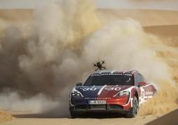Porsche Middle East and Africa lance le nouveau Taycan Cross Turismo 100% électrique