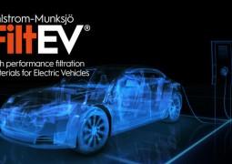 Ahlstrom-Munksjö lance sa nouvelle gamme de matériaux filtrants ultraperformants pour véhicules électriques