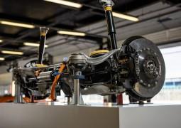 Bentley Continental GT Speed se dote d'un frein en céramique de carbone