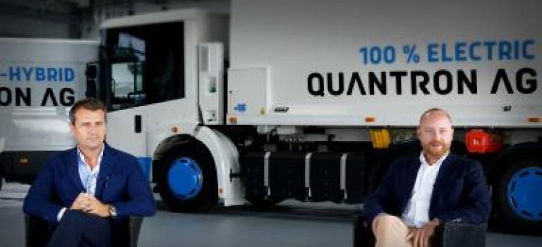 Quantron AG et Ev Dynamics crée un nouvel acteur mondial